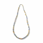 IKAT JACQUARD NECKLACE