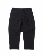 NYLON SARROUEL PANTS