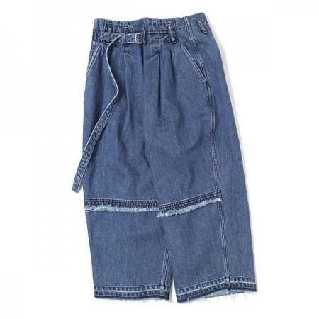 CRASH HAKAMA DENIM
