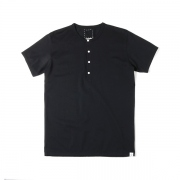 ULTIMATE TEE HENLEY S/S (SEA ISLAND)