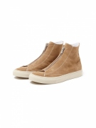 DWELLER TRAINER HI COW SUEDE