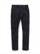 DWELLER 5P JEANS DROPPED FIT C/P SATIN STRETCH