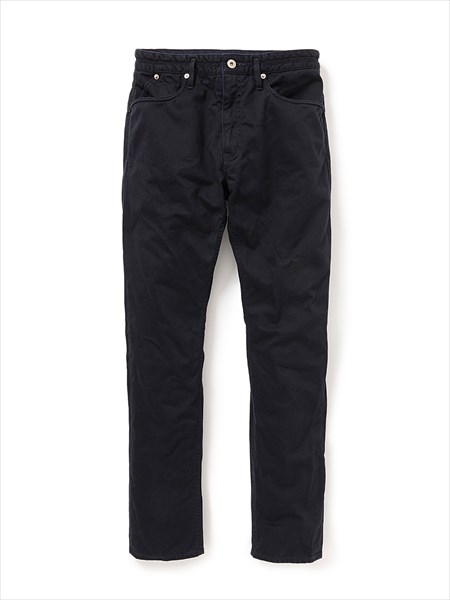 DWELLER 5P JEANS USUAL FIT COTTON TWILL