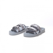 Suede Leather Piping Shower Sandal by SUICOKE