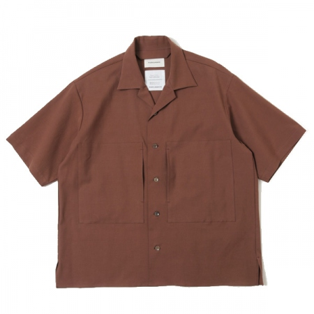 UTILITY SHIRTS S/S