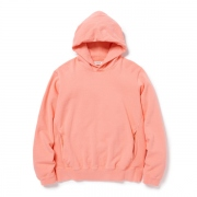 DWELLER HOODY COTTON SWEAT OVERDYED