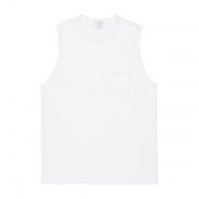 SOUVENIR SLEEVELESS TEE