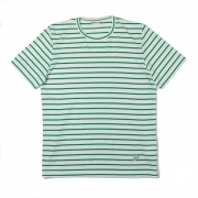ry/l. scramble border T-shirt