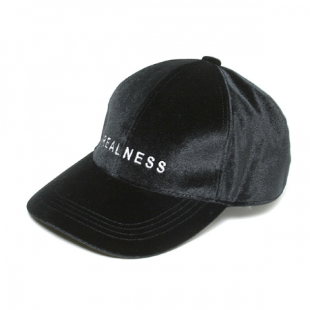 VELOR EMBROIDERY CAP