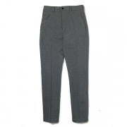 COTTON KNITTED CHINO TROUSERS
