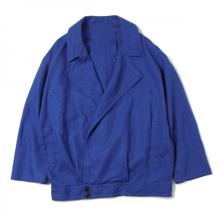 SHORT TRENCH BLOUSON
