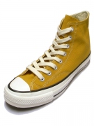 CHUCK TAYLOR CANVAS HI (GOLD)