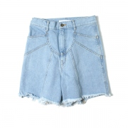 TENORITE DENIM SHORTS
