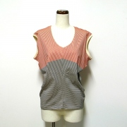 40/2 edo border sleeveless