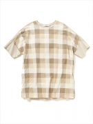 CLERK TEE S/S CT NEL BLOCK CHECK PT WITH CT JERSEY