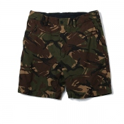 TROUSERS SHORT BRITISH CAMOUFLAGE