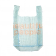 stopper sheet logo print bag
