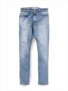 "DWL 5P JEANS D/F C/P 13oz DENIM STRETCH VW ""KAY"""