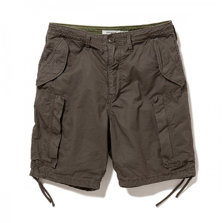 TROOPER 6P SHORTS RELAXED FIT COTTON TWILL