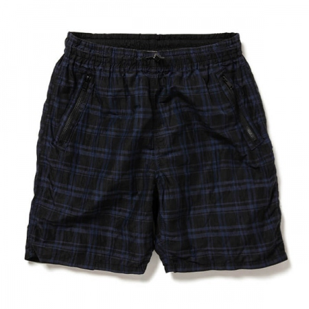 SOLDIER EASY SHORTS L/C/P BROAD PLAID