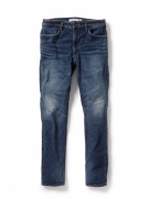 DWL TIGHT FIT JEANS C/P 12oz DENIM STRETCH VW DARK