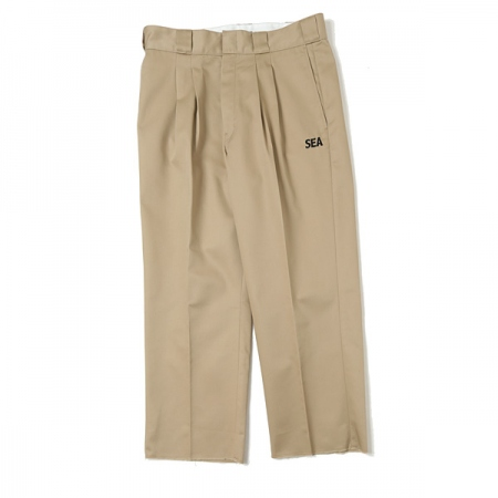 WDS × DICKIES 2TUCK TROUSERS