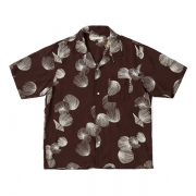 ORIGINAL PRINTED OPEN COLLAR SHIRTS