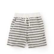 Border Pile Short Pants