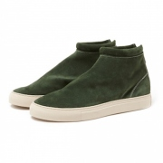 DWELLER TRAINER MID COW SUEDE