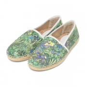 WMxUGG TROPICAL PATTERN PRINTED ESPADRILLE