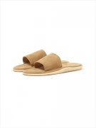 TRAVELER SANDAL COW SUEDE by ISLAND SLIPPER