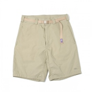 65/35 Washed Field Shorts With Belt