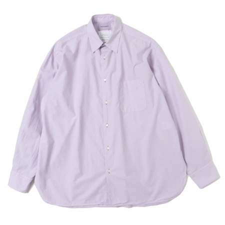 COMFORT FIT SHIRTS ORGANIC COTTON