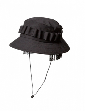 FRINGE JUNGLE HAT