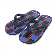 WM×HAYN CHECK PRINTED SANDAL