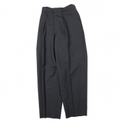 CLASSIC FIT TROUSERS ORGANIC WOOL TROPICAL