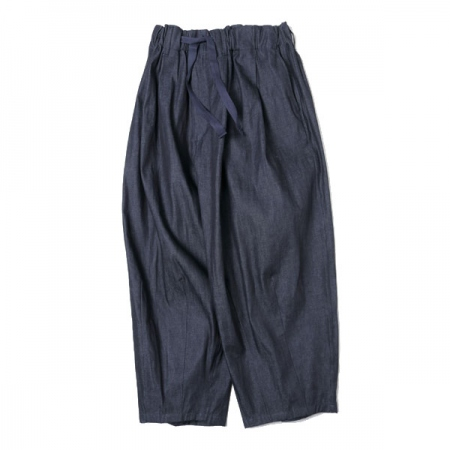 BALLOON EZ PANTS(DENIM)