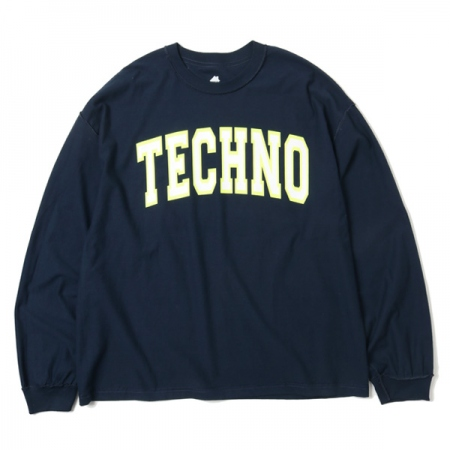 TECHNO L/S T-SHIRT