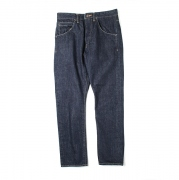 BASIC 5P SLIM JEANS -One Wash-