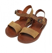DESERT LEATHER SANDALS