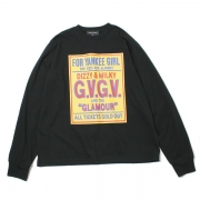HYSTERIC GLAMOUR×G.V.G.V. PRINTED L/S TEE