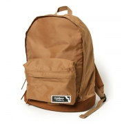 DWELLER BACKPACK NYLON OXFORD with ULTRASUEDE