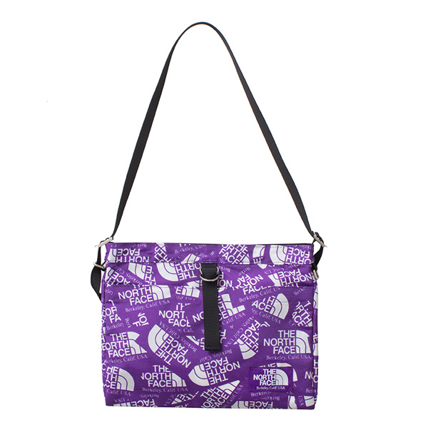 Logo Print Shoulder Bag S