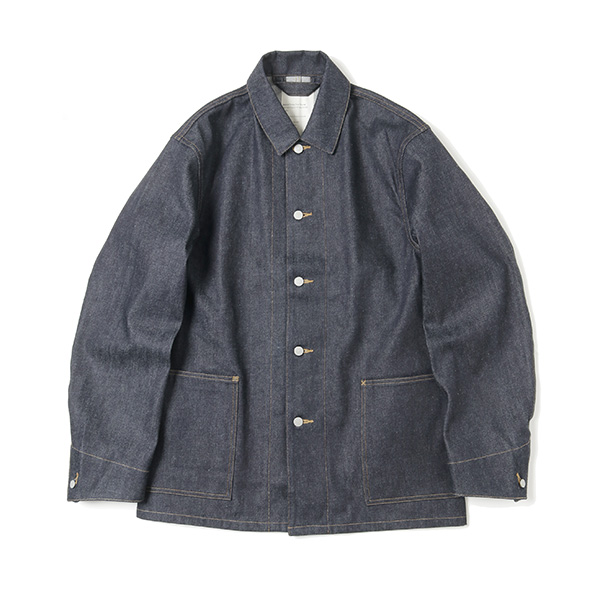 Farmer Jacket long