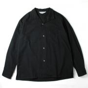 OPEN COLLAR SHIRTS ORGANIC COTTON FLANNEL