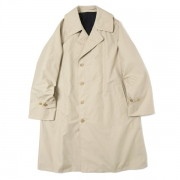 RAINMAN COAT ORGANIC COTTON WEATHER CLOTH