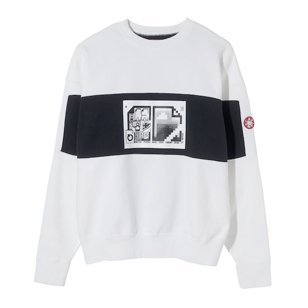 MD DOCUMENT CREW NECK