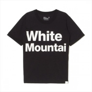 PRINTED T-SHIRT 「White Mountaineering」
