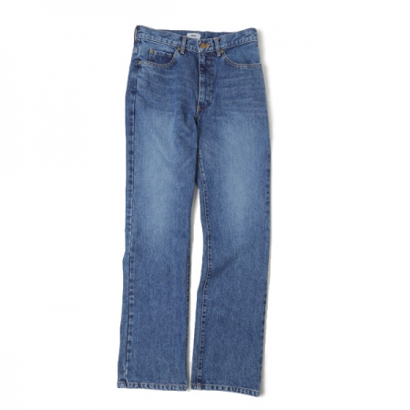 5P Flare Denim Pants