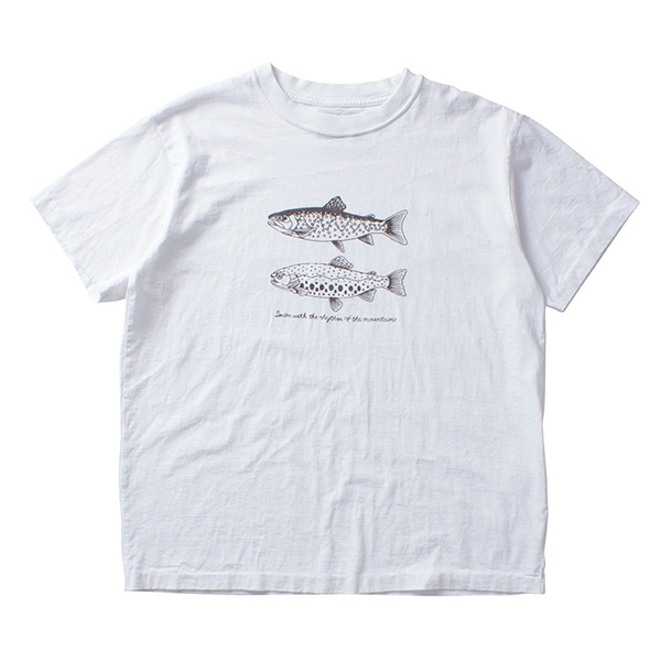 5.5oz Graphic H/S Tee
